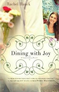 Dining with Joy Rachel Hauck