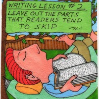 Don't Put Your Reader to Sleep