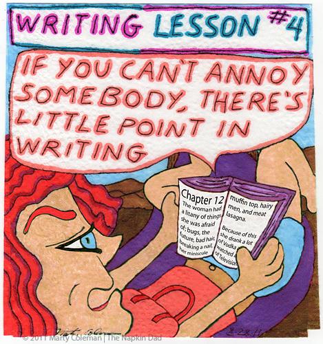 Lesson 4 Annoying Somebody