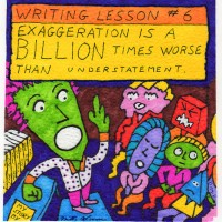 Writing Lesson #6