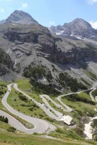 Winding Road - Stelvio Pass, Italy