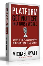 platform-get noticed in a noisy world
