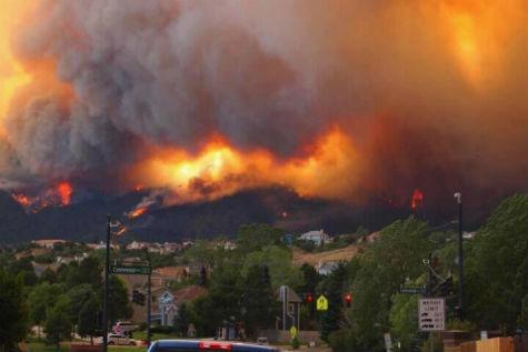 Waldo Canyon Fire 1