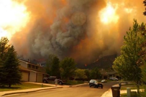Waldo Canyon Fire 2