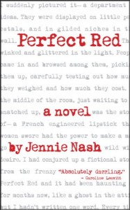Perfect Red by Jennie Nash