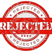 Why You're Getting Rejections