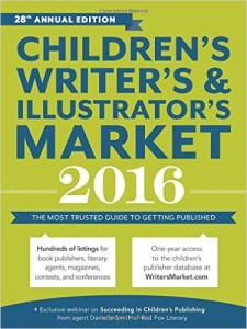childrens writers market 2016