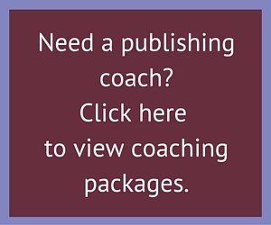 Publishing coach