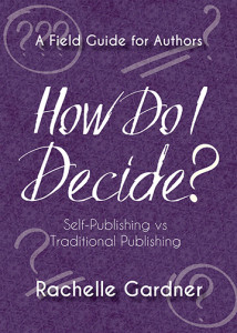 Traditional or Self Publishing?
