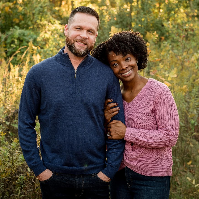 Gabrielle Flowers Rader & Chad Rader