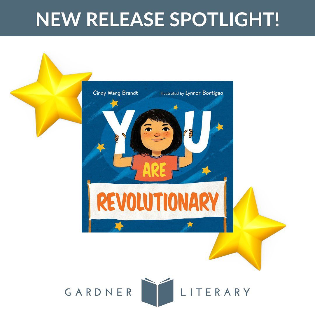 Congratulations to author Cindy Wang Brandt on release day!