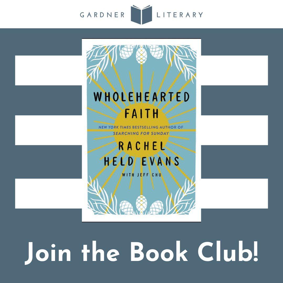"""BOOK CLUB ALERT: """"Wholehearted Faith"""" by Rachel Held Evans with Jeff Chu"""