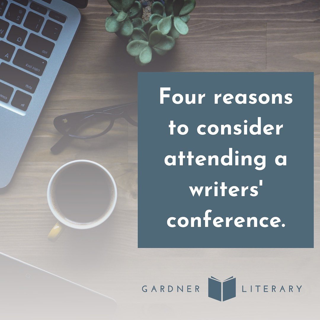 Have you been to a writers' conference?